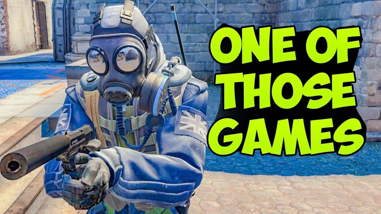 nur eines dieser Spiele ... - CSGO Faceit Inferno + video