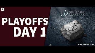 [LIVE DOTA 2] Perfect World Masters - Team Secret vs Vici Gaming - BO3 @benetz