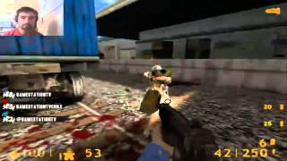 GAMEPLAY Half-Life: Blue Shift GAMEStationTV (Parte 2)