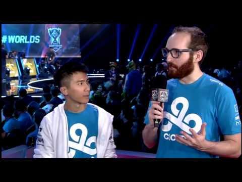 C9 vs FNC | winner interview + tweets | Balls, Lemon| LolMeLikeYouDo