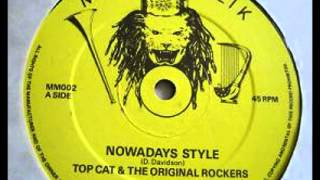 Top Cat - Nowadays Style