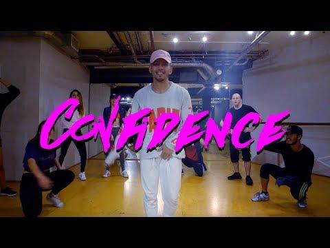 Confidence - Chris Brown | @alvin_de_castro choreography | Dance Class