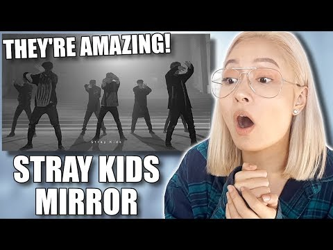 STRAY KIDS (스트레이 키즈) 'MIRROR' PERFORMANCE VIDEO REACTION