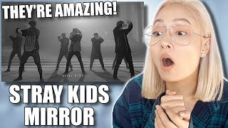 STRAY KIDS (스트레이 키즈) 'MIRROR' PERFORMANCE VIDEO REACTION