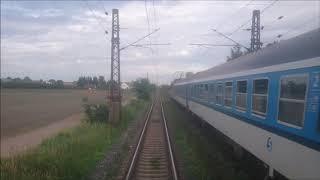 VLAKY - Zadní vagon: Lysá nad Labem - Stará Boleslav