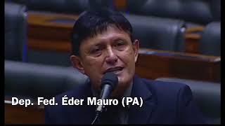 Deputados apoiam Bolsonaro de dentro do Congresso! (17/DEZ/2017)