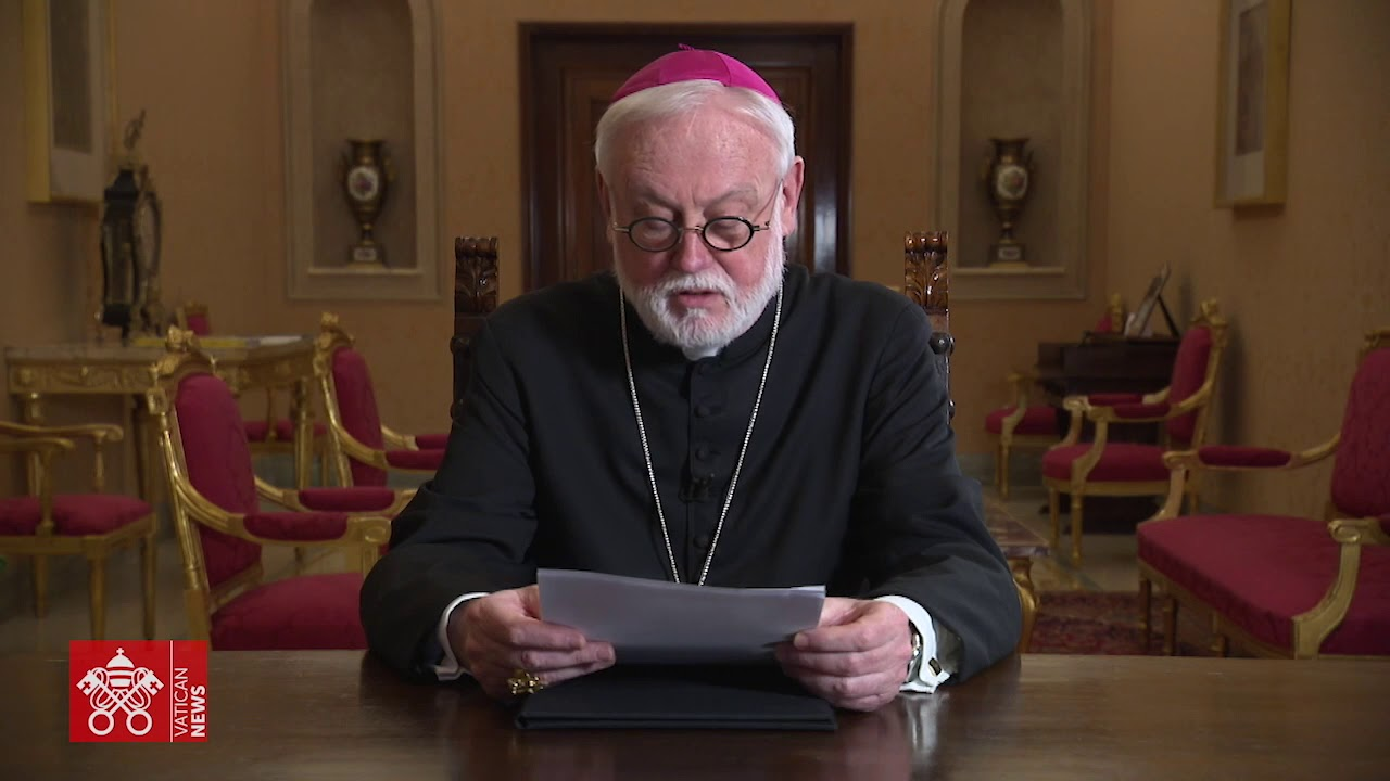 Archbishop Gallagher to UN: Inalienable human rights must be defended -  Vatican News