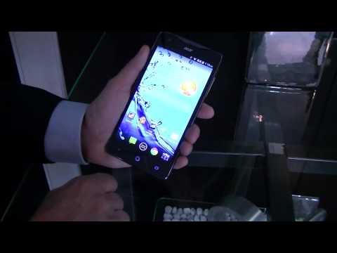 Acer Liquid S1 Duo - preview (partie 01)