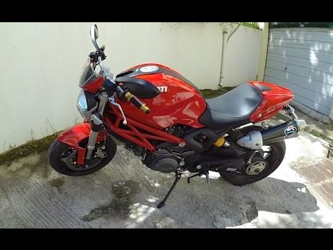 Ducati Monster 796 ABS [HD] - YouTube
