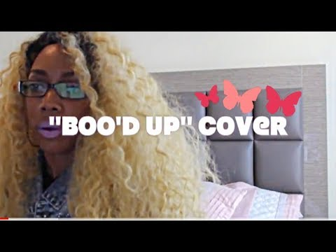 Boo'd Up Cover | Dymond Marie