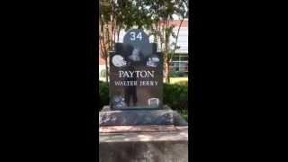 Walter Payton memorial