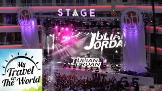 Диджей Julian Jordan and Sem Vox. Отель BH Mallorca, Магалуф