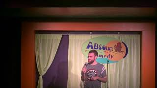 Sebastian Fazio Stand-Up - Absolute Comedy April 2018
