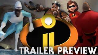 'Incredibles 2' NEW Trailer Reaction