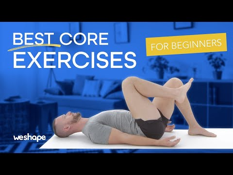 4 Best core exercises for beginners