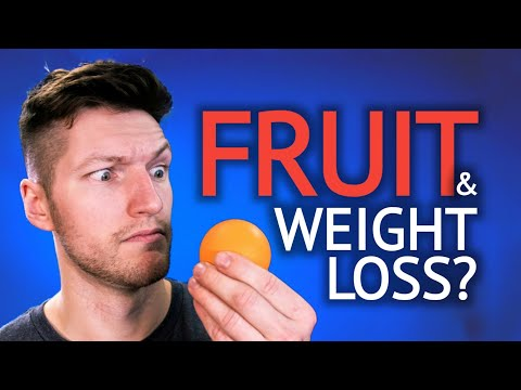 DOES FRUIT MAKE YOU FAT? or is it the SECRET weapon to losing weight? | Luke Durward |