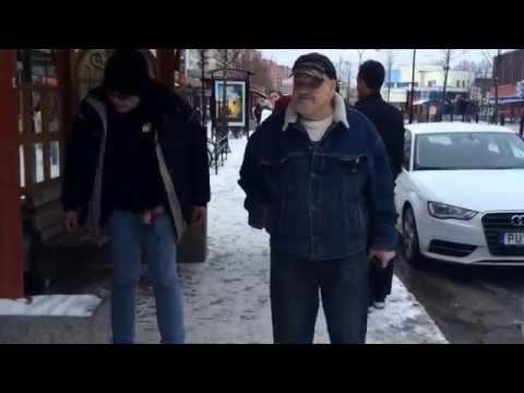 Borlänge centrum - Rifat Kurtović vs Michael Ahlmann