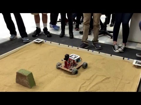 UMD ENES 100: Team Tame the Flame Over Sand Vehicle (OSV)