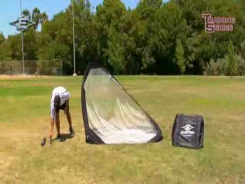 Eastons 7 Foot Pop Up Net