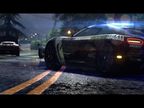 Need for Speed Rivals | Cops Vs Racer Trailer (Official)