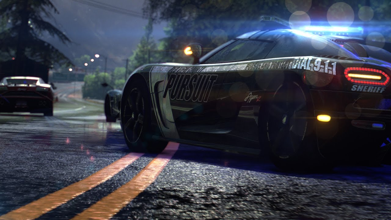 Need For Speed Rivals Cops Vs Racer Trailer Official Youtube