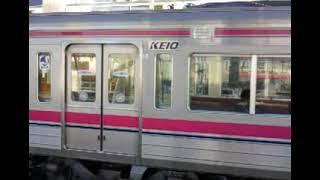 2010年2月 京王8000系 8714F 変則編成