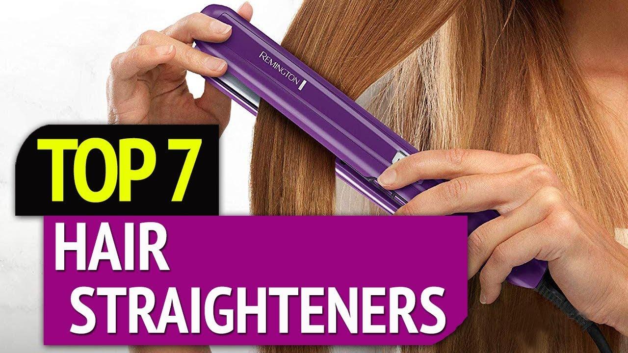 Best Hair Straightener 2020.Best 7 Hair Straighteners 2020