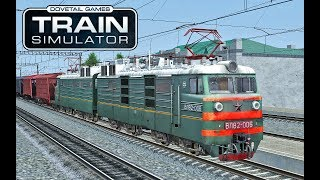 Электровоз ВЛ 82-006 для Train Simulator 2017