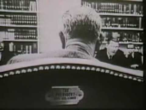 LBJ's Accomplishments; 1964 Election Ad