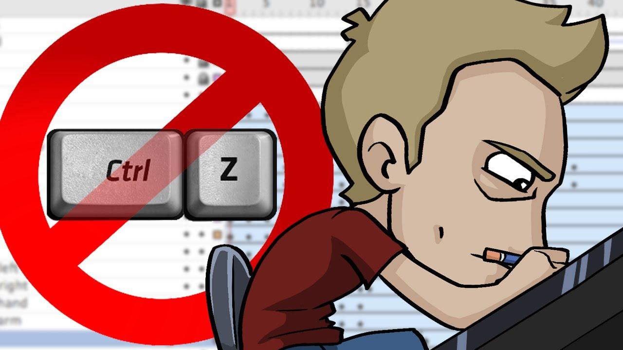 no undo eraser animation challenge floppypotato youtube