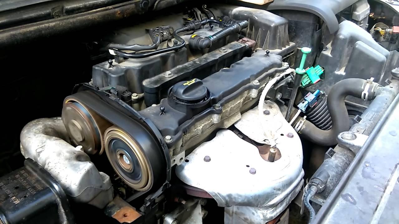 Peugeot 307 Strange Engine Noise Youtube