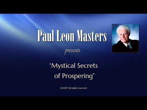 Mystical Secrets of Prospering