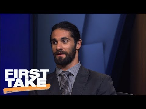 Seth Rollins Shares Thoughts On Mayweather-McGregor Fight | First Take | ESPN