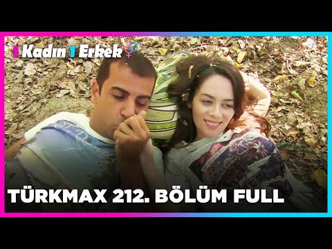 1 Kadın 1 Erkek    212. Bölüm Full Turkmax