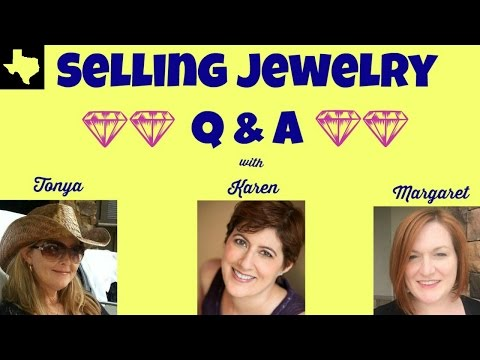 Buying & Selling Jewelry Q & A, What to Look for When Buying Jewelry to Sell on Ebay & Etsy