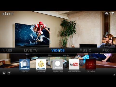 Greek Live TV Streaming STAR, SKAI, ALPHA, MAD, NET, Google Android 4.2 XBMC TV Boom-BoomDealz