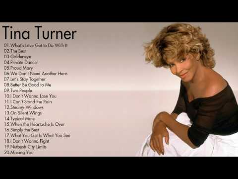 Tina Turner Greatest Hits Collection || The Very Best of Tina Turner