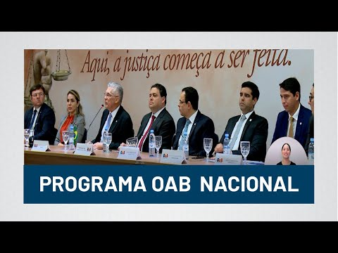 Programa OAB Nacional - 04/09/19 - 24