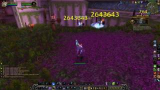 WoW Legion 7.3 Frost Mage