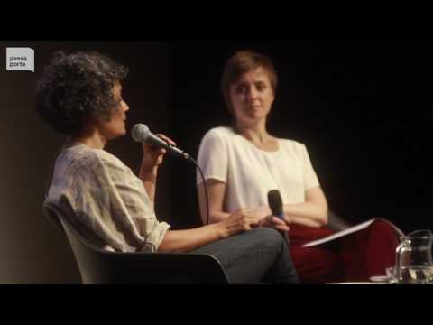 arundhati roy talks about her novel 'the ministry of utmost happiness' at kaaitheater