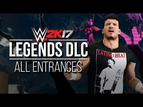WWE 2K17: ALL