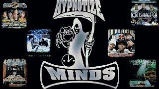 HYPNOTIZED MINDS MEGA MIX THREE 6 MAFIA PROJECT PAT LA CHAT T ROCK 1999 2001