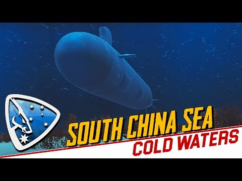 Cold Waters: South China Sea Campaign (USS Seawolf SSN-21)