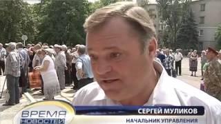 Бессрочную акцию протеста в Ровеньках, объявили шахтеры-инвалиды(, 2013-08-07T17:47:15.000Z)