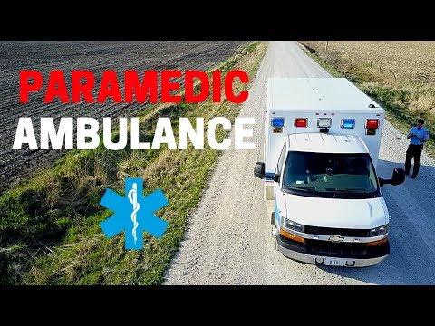 What Do Paramedics Carry On An Ambulance?