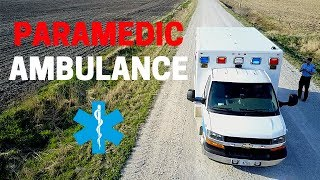 What do Paramedics Carry on an Ambulance?