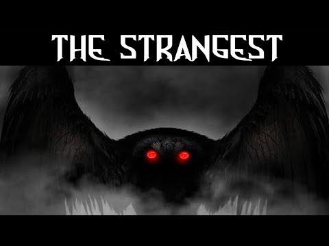 Legendary Monsters: The Mothman
