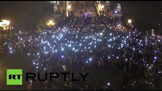 Hungary Protests: 100k+ rally over internet tax in Budapest