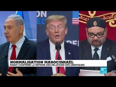 Normalisation Maroc/Israël : à Qui Profite L'accord ?