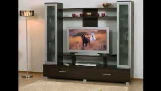 видео Мебель для гостиной на заказ